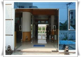 ประตูหน้าบ้าน-หลังบ้าน